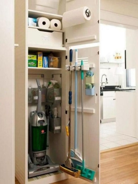 Smart Hidden Storage Ideas For Kitchen Decor 46