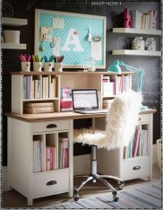 Stunning Desk Design Ideas For Kids Bedroom 04