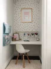 Stunning Desk Design Ideas For Kids Bedroom 19