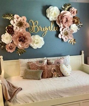 Totally Inspiring Bedroom Decor Ideas For Baby Girls 34