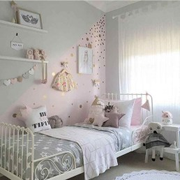 Totally Inspiring Bedroom Decor Ideas For Baby Girls 48