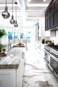 Attractive Kitchen Design Ideas With Industrial Style 31