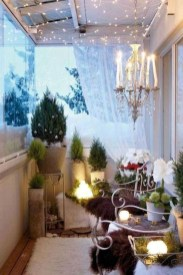 Awesome Small Balcony Ideas To Make Your Apartment Look Great 11