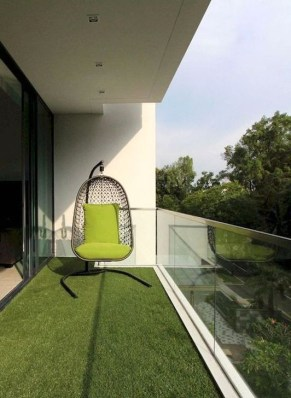 Awesome Small Balcony Ideas To Make Your Apartment Look Great 43