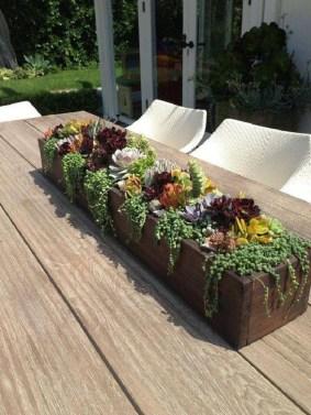Best Ideas For Garden Succulent Landscaping 13