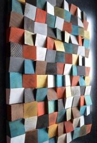 Brilliant DIY Wall Art Ideas For Your Dream House 05