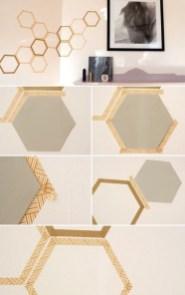 Brilliant DIY Wall Art Ideas For Your Dream House 31