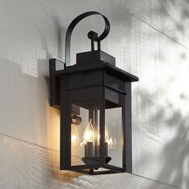 Classy Traditional Outdoor Lighting Ideas For Your House 05