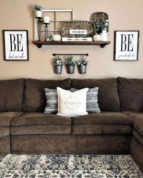 Cool Rustic Living Room Decor Ideas For Your Home 26