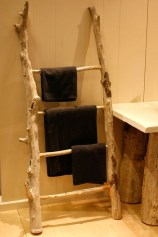 Easy DIY Towel Racks Ideas That You Can Do This 29