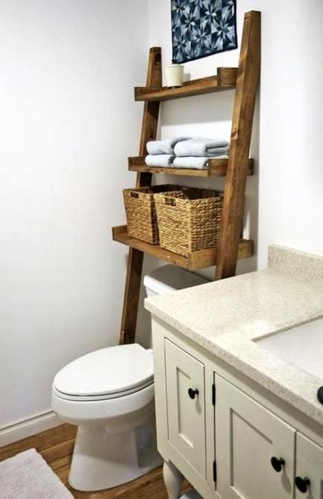 Easy DIY Towel Racks Ideas That You Can Do This 44