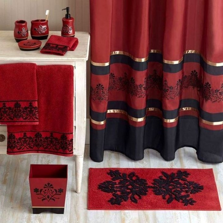 Elegant Red Bedroom Decor Ideas To Inspire You 44