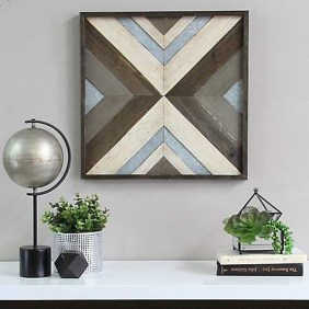 Fabulous Metal Wall Decor Ideas For Your Living Room 03