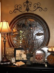 Fabulous Metal Wall Decor Ideas For Your Living Room 06