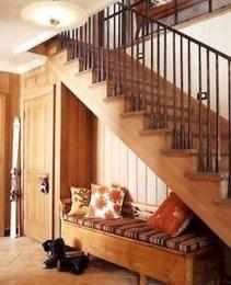 Genius Under Stairs Storage Ideas For Minimalist Home 09