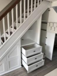 Genius Under Stairs Storage Ideas For Minimalist Home 13