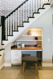 Genius Under Stairs Storage Ideas For Minimalist Home 19