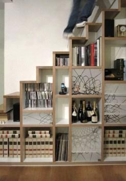 Genius Under Stairs Storage Ideas For Minimalist Home 35