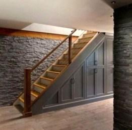 Genius Under Stairs Storage Ideas For Minimalist Home 43