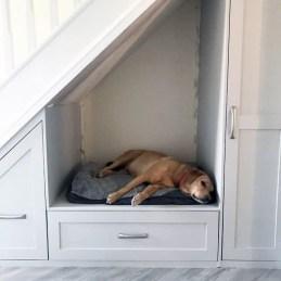 Genius Under Stairs Storage Ideas For Minimalist Home 46