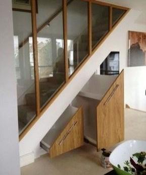 Genius Under Stairs Storage Ideas For Minimalist Home 50