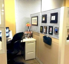 Gorgeous Cubicle Workspace To Make Your Work More Better 05