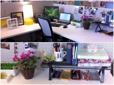 Gorgeous Cubicle Workspace To Make Your Work More Better 14