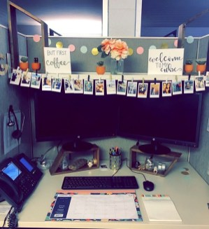 Gorgeous Cubicle Workspace To Make Your Work More Better 23
