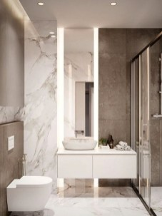Inspiring Bathroom Design Ideas With Amazing Storage 19