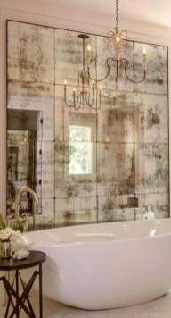 Luxurious Furniture To Upgrade Your Elegant Bathroom 08