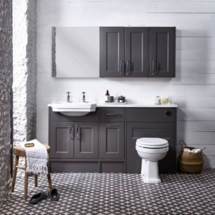 Luxurious Furniture To Upgrade Your Elegant Bathroom 14