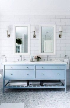 Luxurious Furniture To Upgrade Your Elegant Bathroom 24