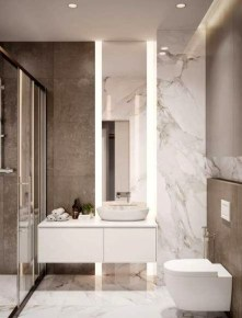 Luxurious Furniture To Upgrade Your Elegant Bathroom 44