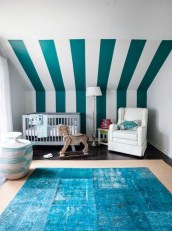 Outstanding Striped Ceiling Bedroom Decoration Ideas 44