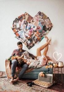 Romantic DIY Couple Apartment Decoration Ideas 31