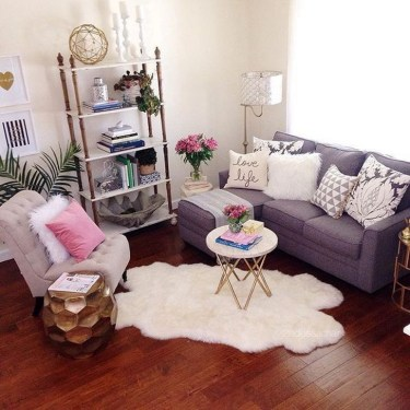 Smart Apartment Decoration Ideas For Summer On A Budget 33