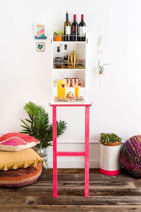 Smart Apartment Decoration Ideas For Summer On A Budget 51