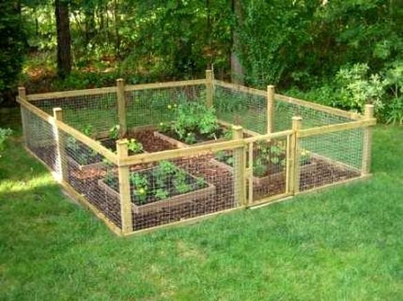 Stunning DIY Garden Bed To Beautify Your Backyard 07
