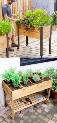 Stunning DIY Garden Bed To Beautify Your Backyard 23