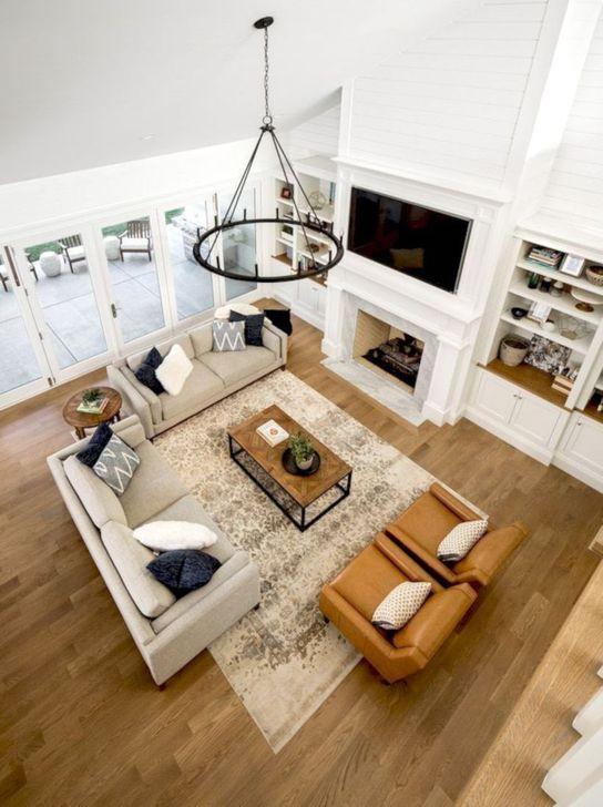 Wonderful Lighting Ideas In The Living Room 01
