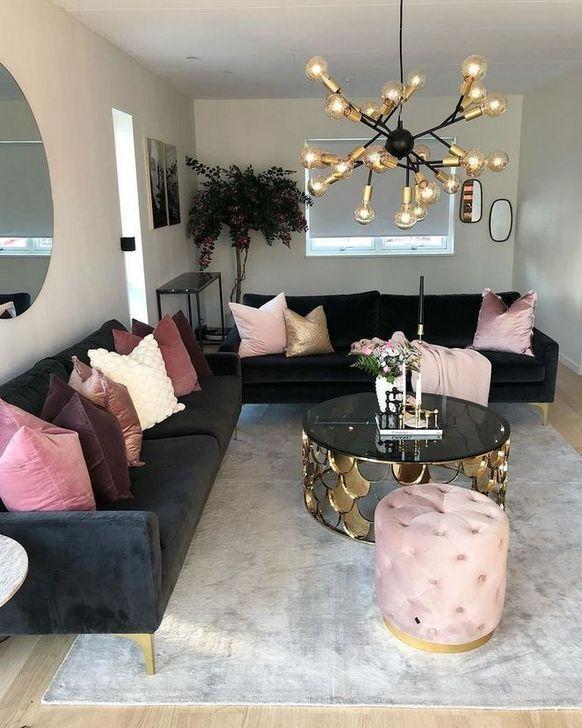 Wonderful Lighting Ideas In The Living Room 30