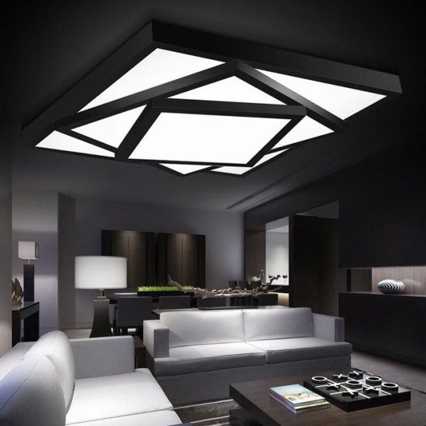 Wonderful Lighting Ideas In The Living Room 47