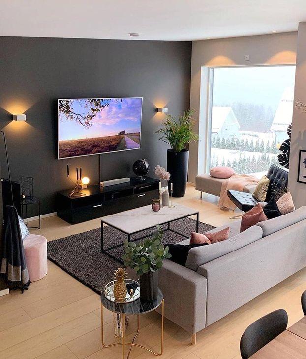 Wonderful Lighting Ideas In The Living Room 49