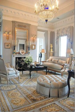 Amazing French Country Living Room Design Ideas For This Fall 09