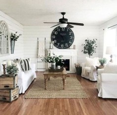 Amazing French Country Living Room Design Ideas For This Fall 37