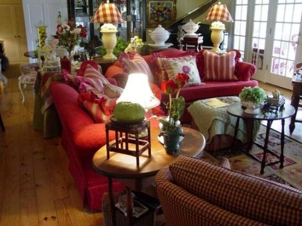 Swell 49 Amazing French Country Living Room Design Ideas For This Home Interior And Landscaping Oversignezvosmurscom