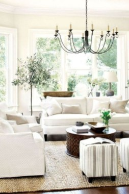 Amazing French Country Living Room Design Ideas For This Fall 42