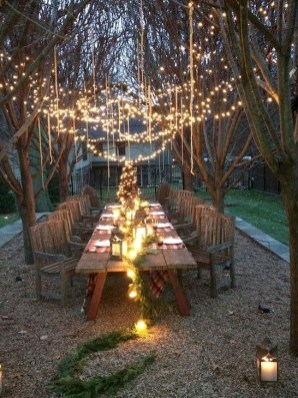 Astonishing Outdoor Lights For Decorating Backyards In Summer 02