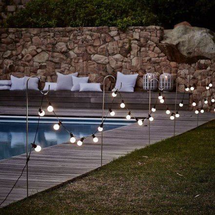 Astonishing Outdoor Lights For Decorating Backyards In Summer 25