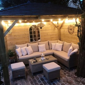 Astonishing Outdoor Lights For Decorating Backyards In Summer 48